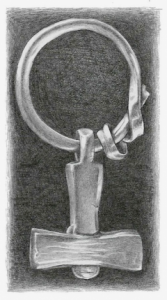 Mjoelner-Hammer of Thor