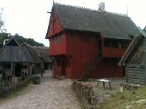 From Medieval-Centre,Nykoebing-F,DK